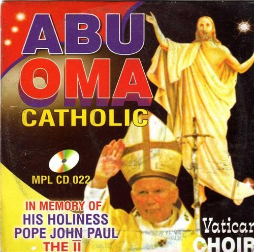 Abu Oma Catholic Choir - Audio CD