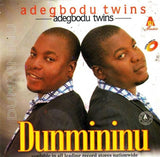 Adegbodu Twins - Dunmininu - CD - African Music Buy