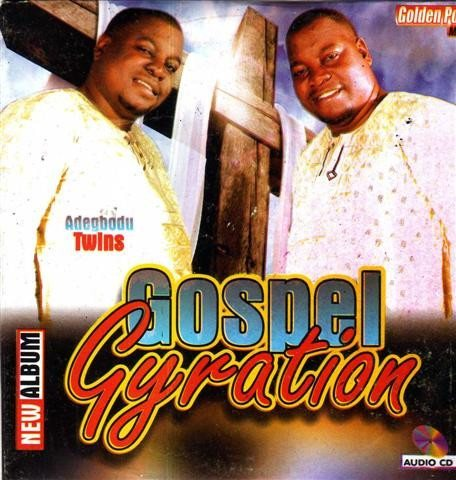 Adegbodu Twins - Gospel Gyration - CD