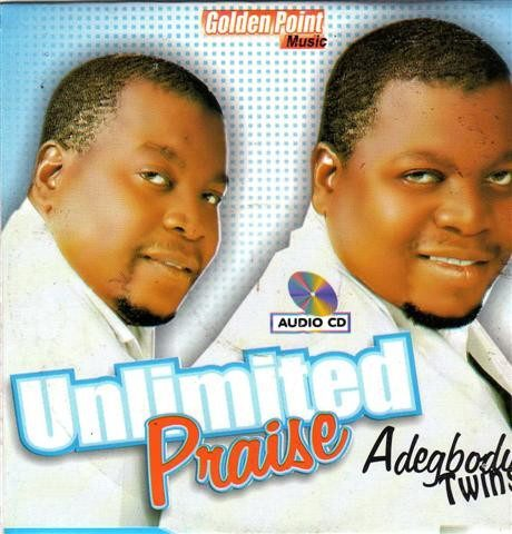 Adegbodu Twins - Unlimited Praise - CD