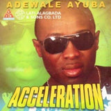 CD - Adewale Ayuba - Acceleration - CD