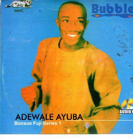 Adewale Ayuba - Bubble - Audio CD