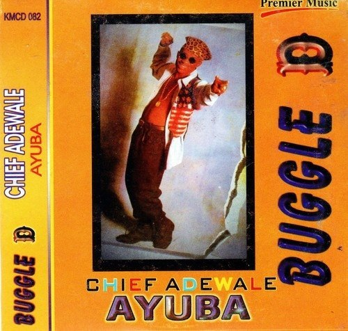 CD - Adewale Ayuba - Buggle D - Audio CD