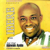 CD - Adewale Ayuba - Ibere - Audio CD