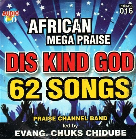 African Mega Praise - Dis Kind God - CD