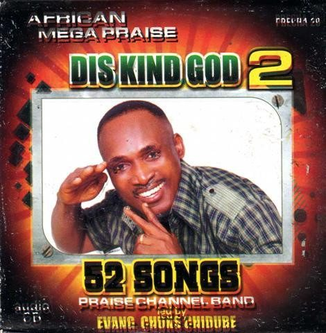 CD - African Mega Praise - Dis Kind God Vol 2 - CD