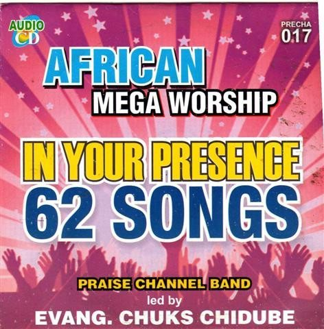 African Mega Worship - In Your Presence - CD