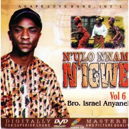Agape Band - N'ulo Nnam N'igwe Vol 6 - CD
