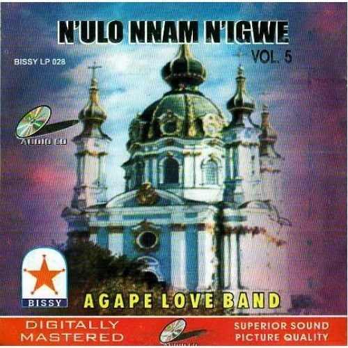 CD - Agape Band - Nulo Nnam Nigwe Vol 5 - CD