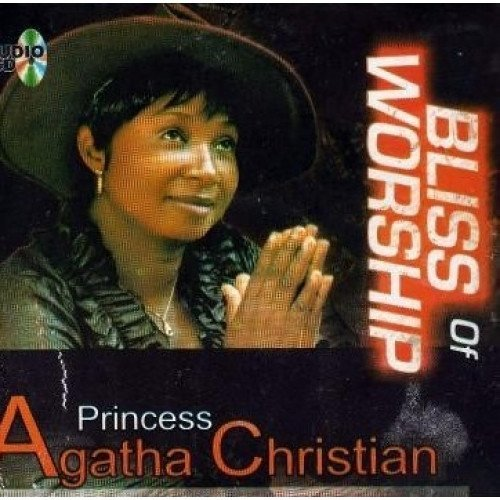 Agatha Christian - Bliss Of Worship - CD