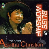 CD - Agatha Christian - Bliss Of Worship - Audio CD