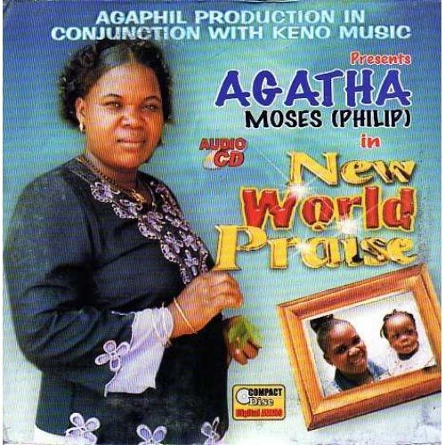 Agatha Moses - New World Praise - CD