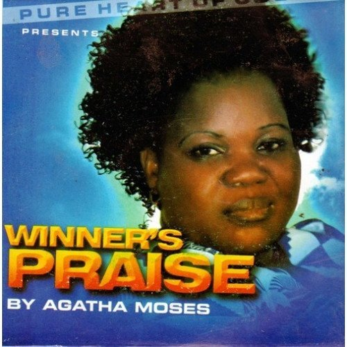 Agatha Moses - Winners Praise - CD