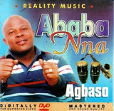 CD - Agbaso - Ababa Nna - Audio CD