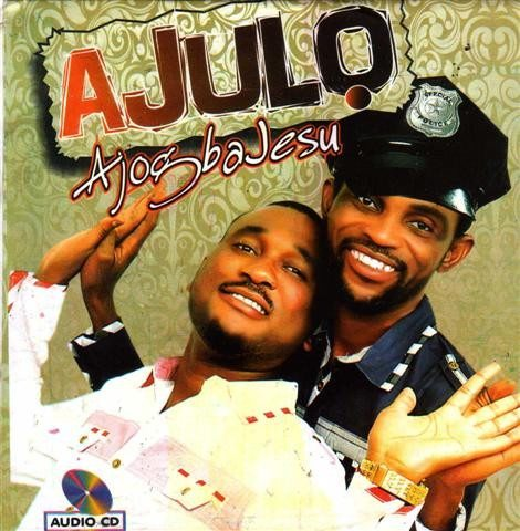 Ajogba Jesu Twins - Ajulo - CD - African Music Buy