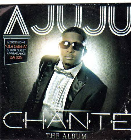 Ajuju - Chante The Album - Audio CD