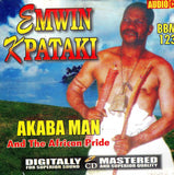 Akaba Man - Emwin Kpataki - CD - African Music Buy