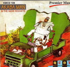 Akaba Man - Quota System - CD - African Music Buy