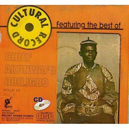 CD - Akunwafor Obiligbo - Best Of Obiligbo - CD