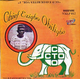 CD - Akunwafor Obiligbo - Old Favourites Vol.1 - CD