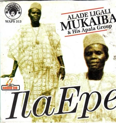 Alade Mukaiba - Ila Epe - Audio CD