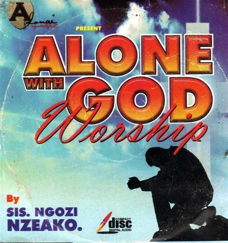 Alone With God Worship - CD