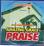 Amazing Grace Praise - Audio CD - African Music Buy