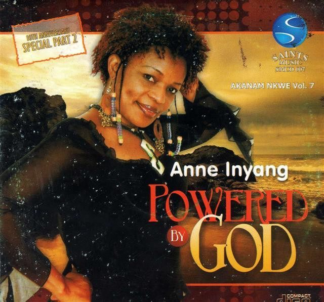 Anne Inyang - Powered By God - CD