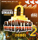 Anointed High Praise Vol 2 Igbo -  Audio CD - African Music Buy