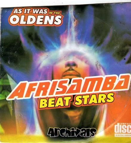 Archivals - Afrisamba Beat Stars - CD