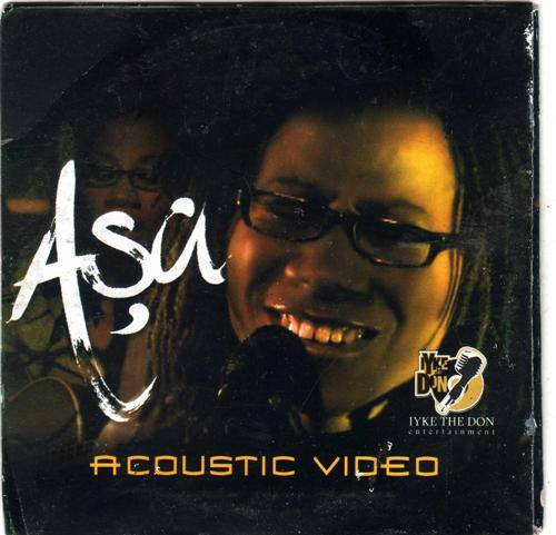 Asa - Acoustic Video - Video CD