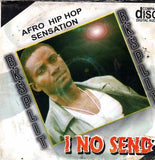 CD - B K Split - I No Send - Audio CD