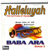 CD - Baba Ara - Halleluyah Series 3 - Audio CD