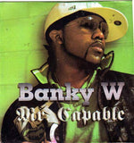 Banky W - Mr Capable - Audio CD - African Music Buy