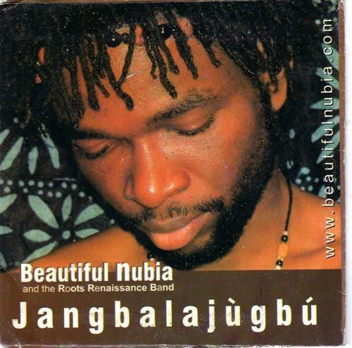 Beautiful Nubia - Jangbalajugbu - CD