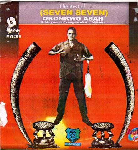 CD - Best Of Okonkwo Asah Seven Seven - CD
