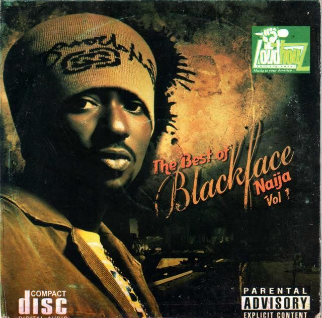 Blackface - Best Of Blackface Vol 1 - CD