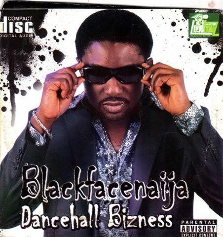 Blackface - Dancehall Business - CD