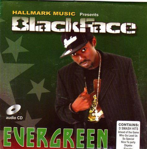 Blackface - Evergreen - Audio CD