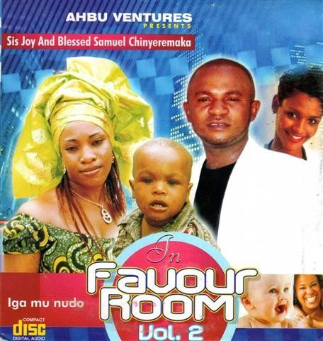 CD - Blessed Samuel - Favour Room Vol 2 - CD
