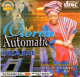 Bola Are - Olorun Automatic - CD - African Music Buy