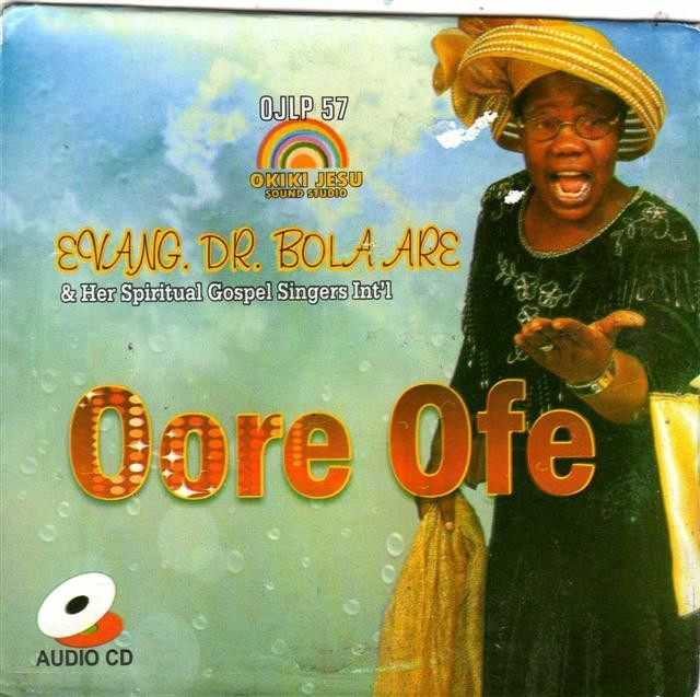 CD - Bola Are - Oore Ofe - Audio CD
