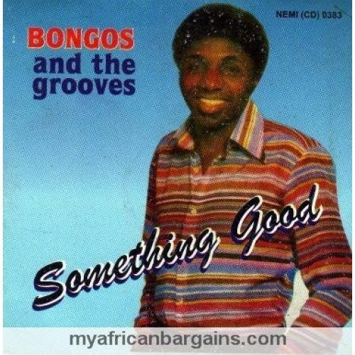 Bongos Ikwue - Something Good - CD
