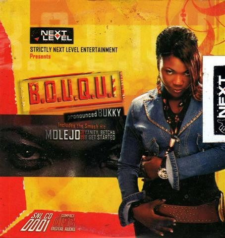 Bouqui - Next Level - Audio CD