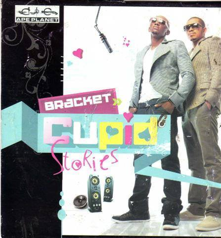 CD - Bracket - Cupid Stories - Audio CD