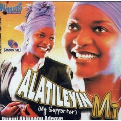 Bunmi Akinnanu - Alatileyin - CD - African Music Buy