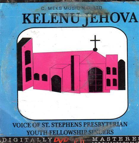 C Meks Music - Kelenu Jehova - CD - African Music Buy