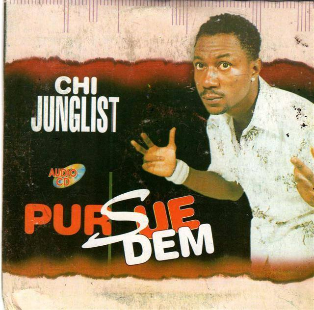 Chi Junglist - Pursue Dem - Audio CD