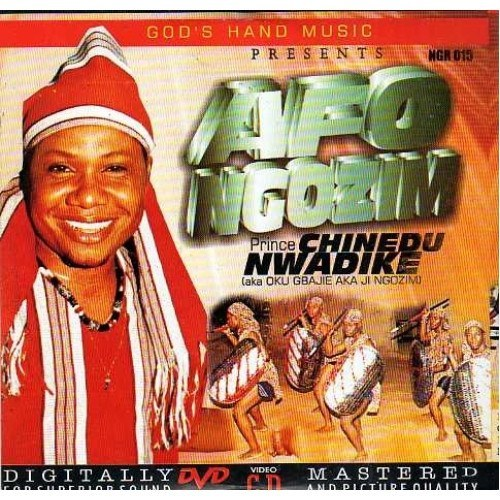 Chinedu Nwadike - Afo Ngozim - Video CD