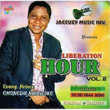 Chinedu Nwadike - Liberation Hour Vol 2 - CD - African Music Buy